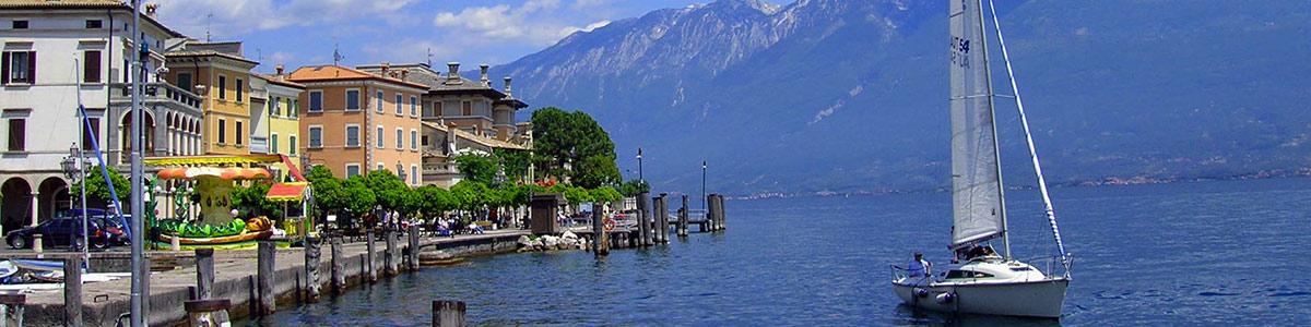 Album fotografico dei clienti di Residence San Rocco sul lago di Garda