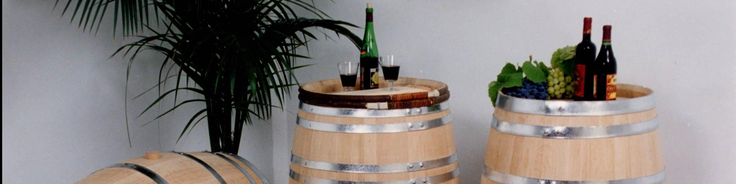 La strada dei vini propone prodotti della zona locale.